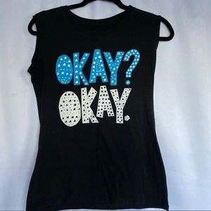 H&M Fault in Our Stars Tank Top